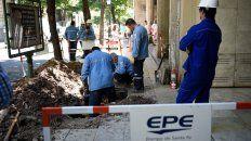 La EPE anuncia cortes de luz en Rosario durante el fin de semana