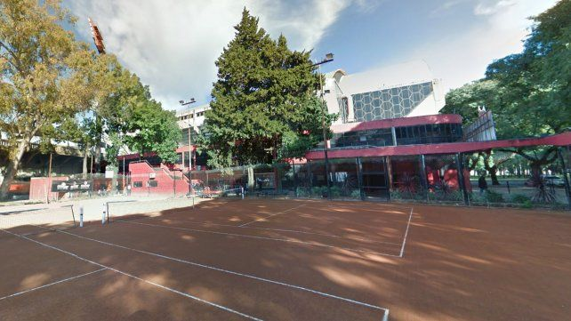 Las canchas de tenis de Newells serán habilitadas desde el lunes.