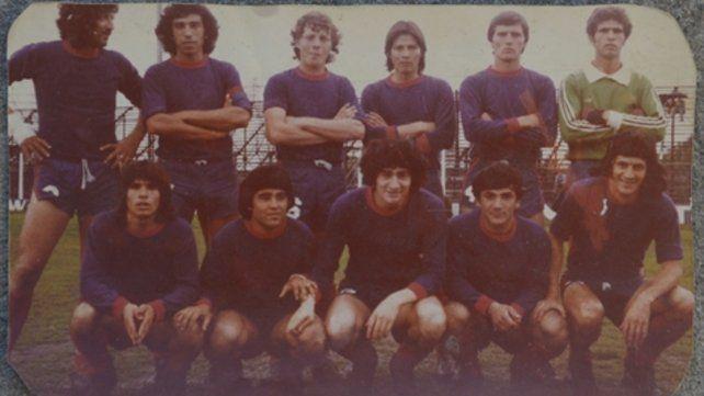 1978. En su hogar Central Córdoba. El Trinche