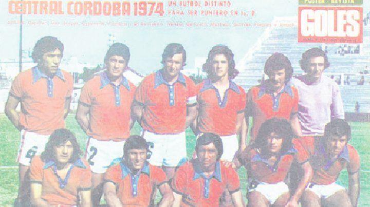 Sensación. Córdoba 74