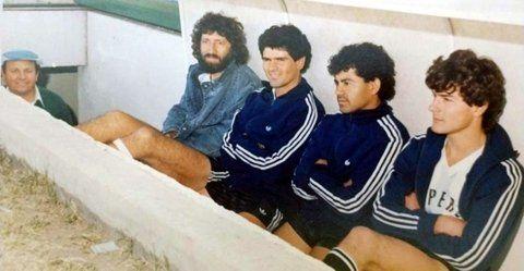 1988. Mucha barba en Monte Maíz.