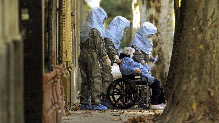 Las personas infectadas con coronavirus estaban alojadas en un geriátrico de Bolivia al 500.