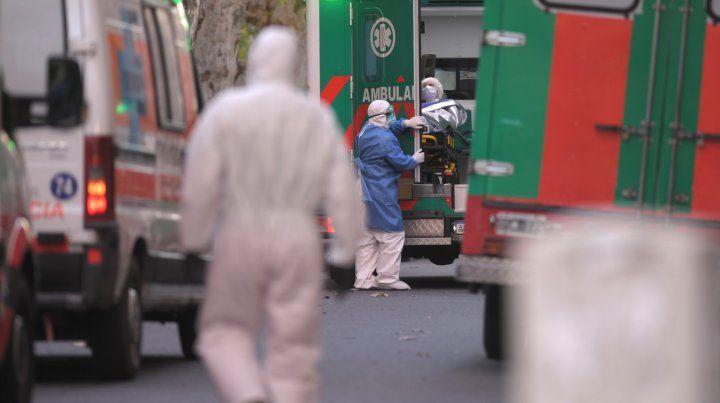 Evacuaron a cincuenta residentes de un geriátrico porteño