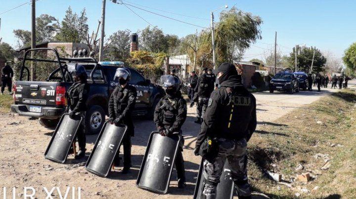 Un hombre fue asesinado de un balazo en Roldán durante una gresca