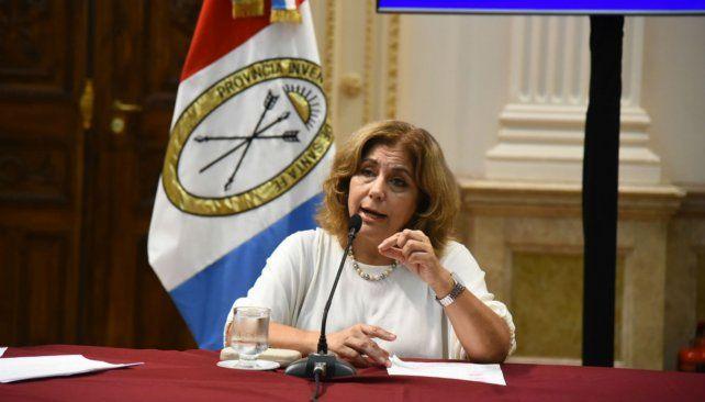 Este martes Sonia Martorano asumirá como ministra de Salud provincial |  salud