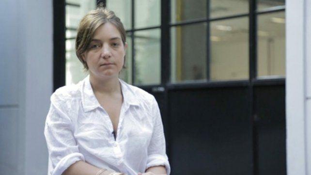 Productora y directora. Luján Loioco trabajó junto a su pareja.