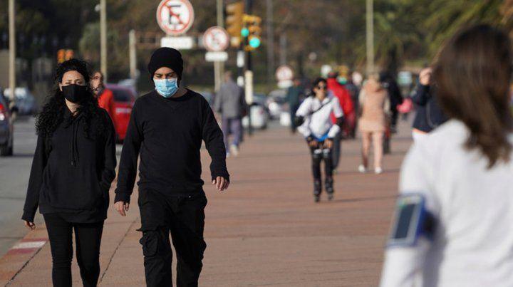 Solamente quince personas continúan infectadas con coronavirus en Uruguay
