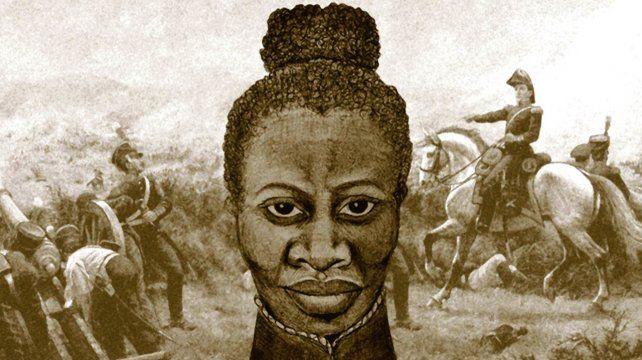María Remedios del Valle, la Capitana.