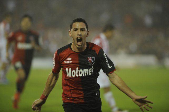 Maxi Rodríguez.