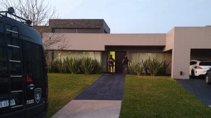La casa de Bracamonte en Ibarlucea