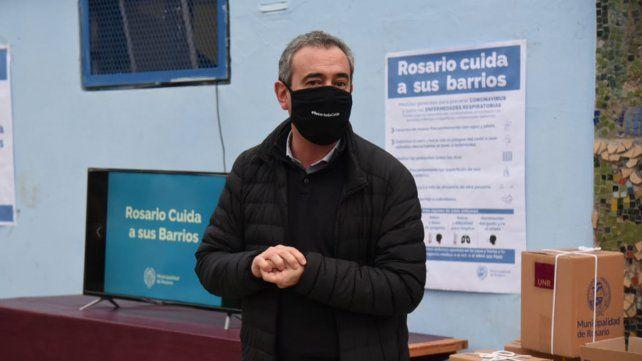 El intendente de Rosario