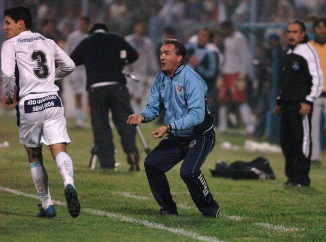 José María Bianco, fue el DT de aquel ascenso en suelo jujeño.