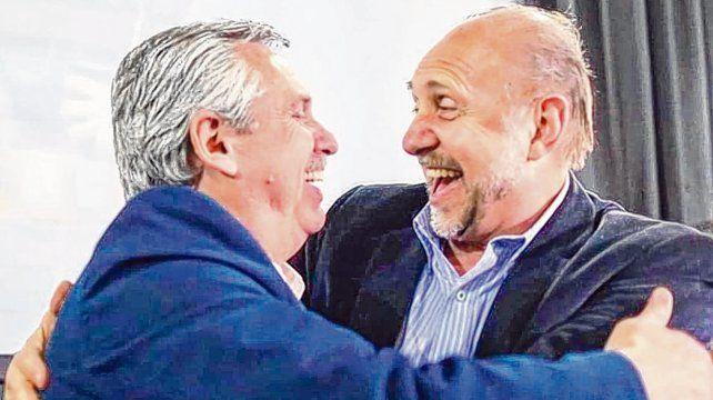 """Perotti se convirtió en el """"Samoré rafaelino"""""""