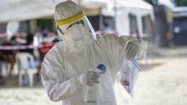 Rosario no registró ayer nuevos infectados de coronavirus