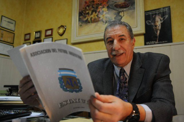 Mario Giammaría trabaja conjuntamente con la Municipalidad de Rosario en la elaboración de los protocolos.