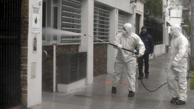 Argentina superó los 50 mil contagios de coronavirus desde el inicio de la pandemia