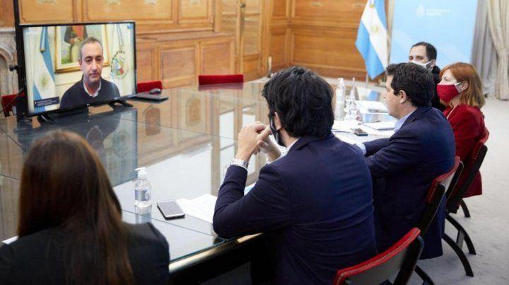 La Nación enviará a Rosario un millón de dólares para combatir la pandemia