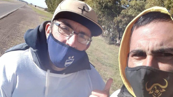 Caminarán 630 kilómetros para pedirle al presidente Alberto Fernández justicia por un crimen
