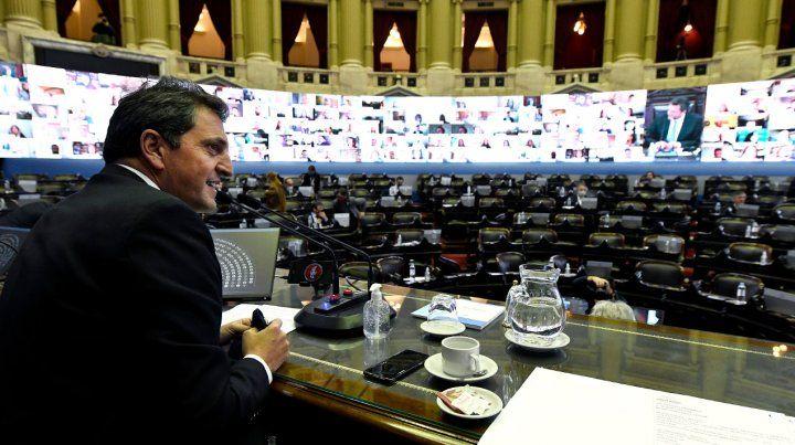 Diputados aprobó y giró al Senado el proyecto para regular el teletrabajo