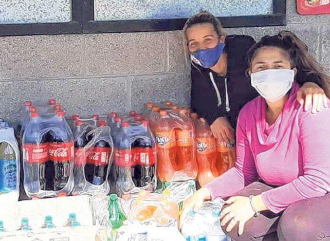 El Sindicato de Luz y Fuerza profundizó su espíritu solidario en medio de la pandemia