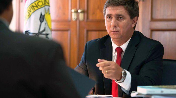 El senador Rubén Pirola fue quien tomó esta iniciativa para investigar y perseguir los actos delictivos.