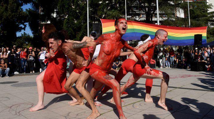 Serán varios los actos en Rosario por el Día del Orgullo.
