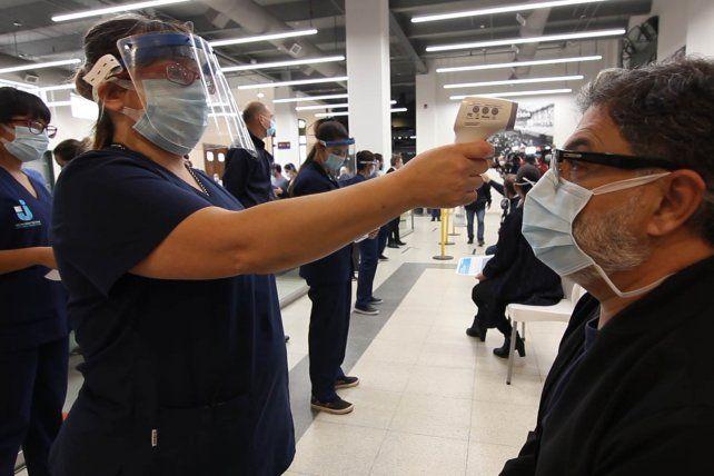 Se intensifican las medidas de control para evitar más muertes por coronavirus.