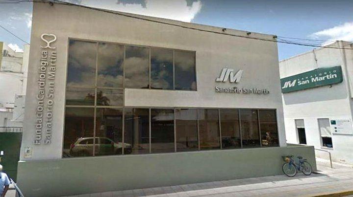 Las autoridades del sanatorio San Martín brindarán una conferencia este mediodía.