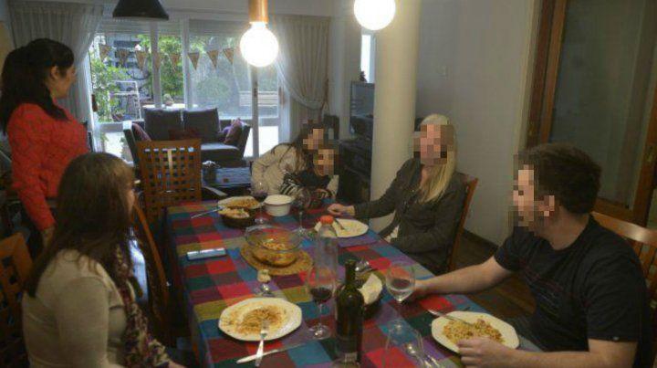 Vuelven a restringir los encuentros familiares solamente a los fines de semana