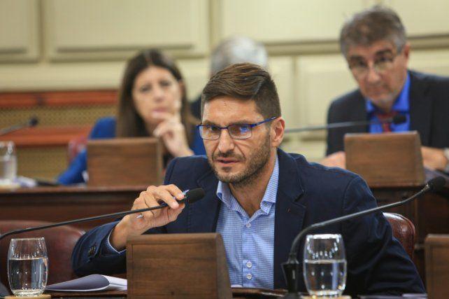Pullaro fue designado en el tribunal que enjuicia magistrados