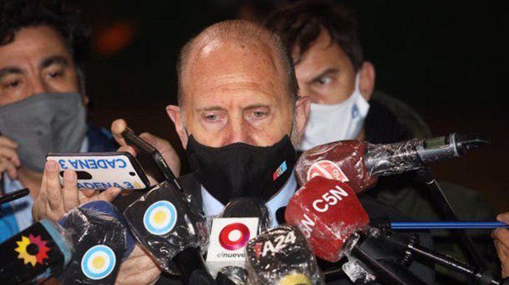 Perotti recibió a los gremios estatales para analizar el regreso a la actividad