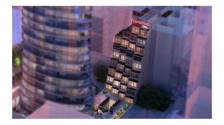 Invertir en Rosario: desarrollos hoteleros continúan a pesar de la pandemia