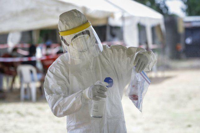 Después de seis días, Rosario reportó un nuevo caso de coronavirus