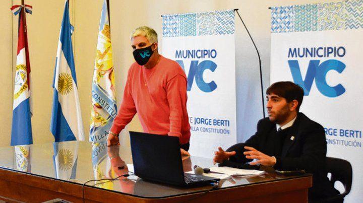 Desde el municipio. El intendente Jorge Berti dispuso los beneficios.