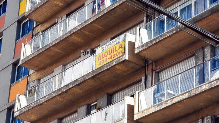 Mercado de alquiler. La nueva ley se sancionó luego de muchos años de lucha de los inquilinos.