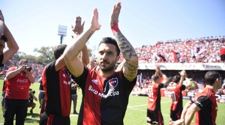 Newell's anunció en los primeros minutos de hoy el regreso de Ignacio Scocco.