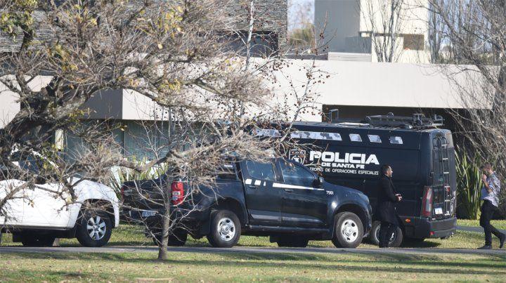 Nuevos allanamientos en la investigación por lavado de dinero que tiene como imputado a Pillín Bracamonte