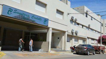 En el sanatorio de Venado Tuerto un paciente con Covid-19 está en estado crítico.