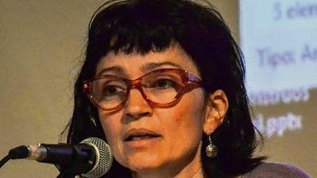Ximena Frois coordina el equipo ESI del Ministerio de Educación provincial.