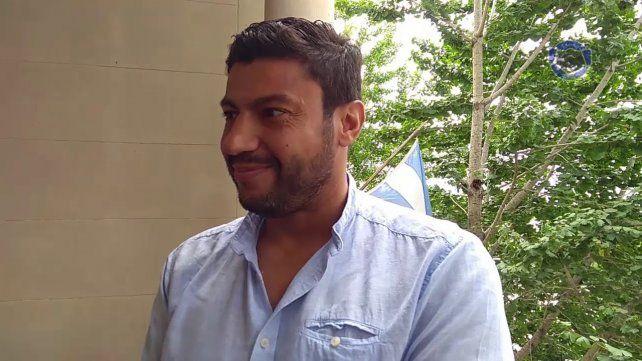 Diputado Gabriel Chumpitaz.