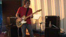 Oscar Righi, exguitarrista de la banda que lideraba Gustavo Cordera.