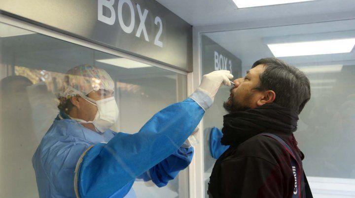 En Argentina hay más de 75 mil casos registrados desde el inicio de la pandemia.