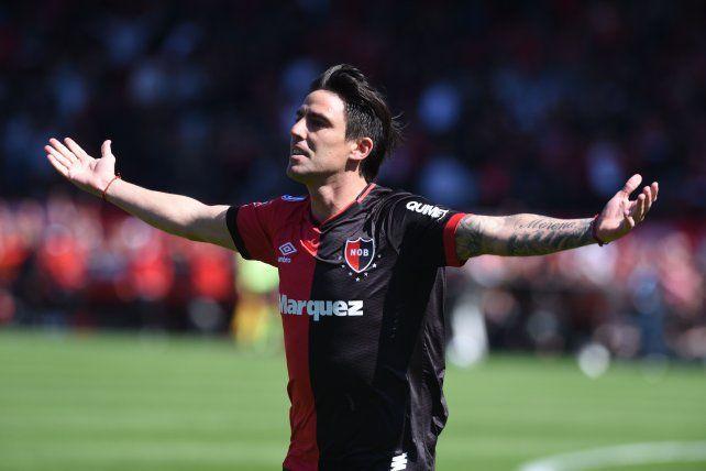 Mauro Formica anotó 32 goles con la camiseta leprosa.