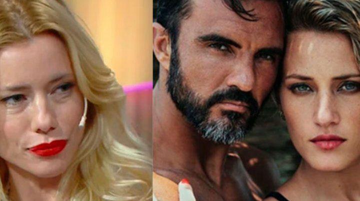 Nicole Neumann tiene otro frente de tormenta con su ex Fabián Cubero.