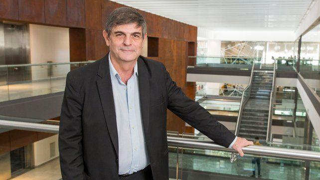 Foco. El economista Carlos Seggiaro analizó la crisis y el caso Vicentin.