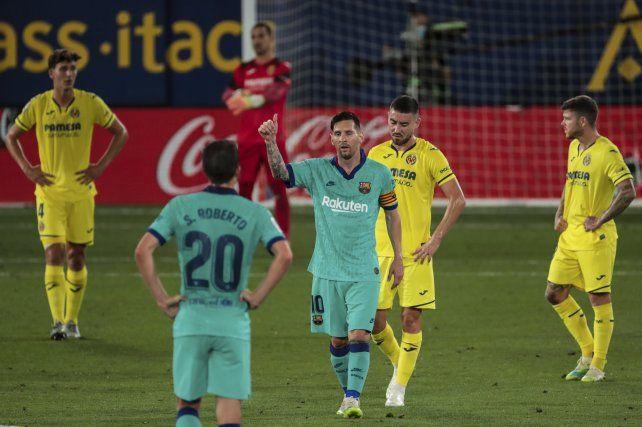 ¿Todo ok? Messi