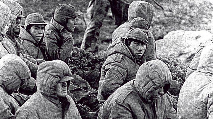 Malvinas. Exsoldados argentinos denunciaron en la Justicia federal que sufrieron vejámenes en las islas.
