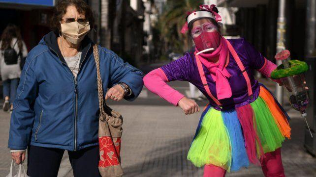 Artistas promueven prácticas saludables para prevenir el contagio del Covid-19