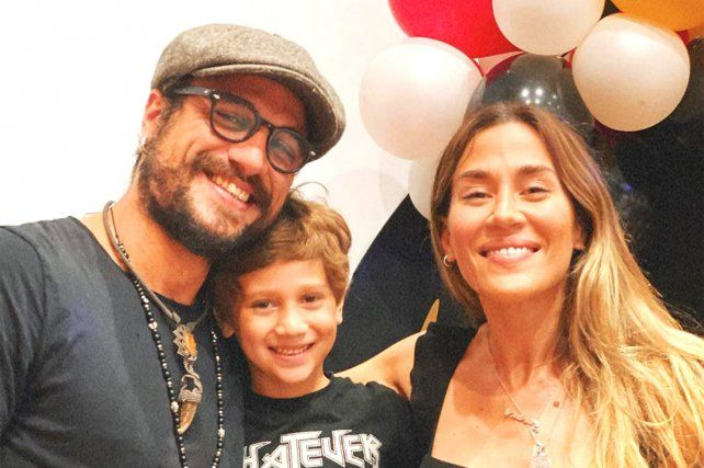 Jimena Barón explicó la convivencia con Osvaldo