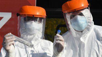 Rosario no registró casos nuevos de coronavirus y en Santa Fe hubo cuatro nuevos